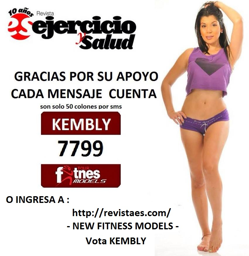 KEMBLY al 7799    XOXO , BESITOS  :-*