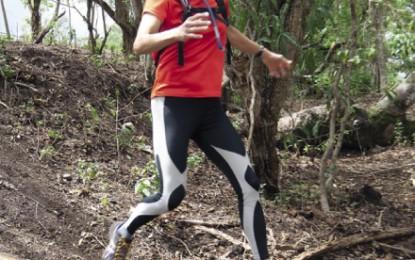 «Me considero muy competitiva» Ana Barrantes, ultramaratonista costarricense