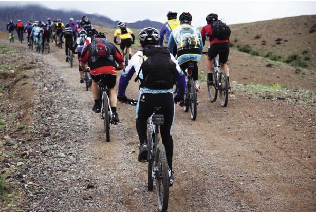 El ciclismo no escapa a la transición