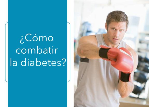 ¡Múevase y combata la diabetes!