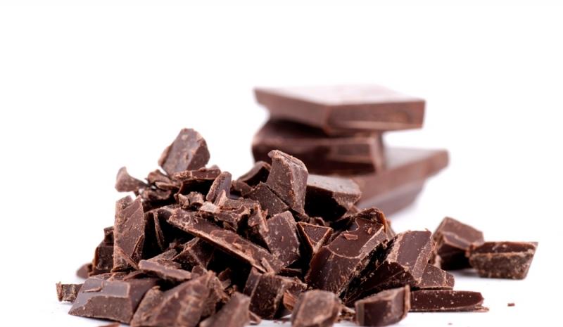 Comer pequeñas cantidades de chocolate al día reduce el estrés