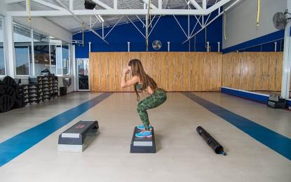 En casa y sin complicarse con los ejercicios funcionales
