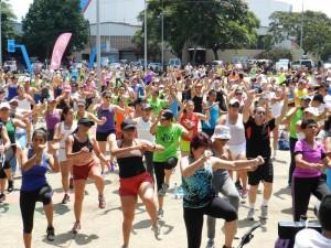 Entrenamiento Carrera McDonald's 5K Las Mujeres Corremos