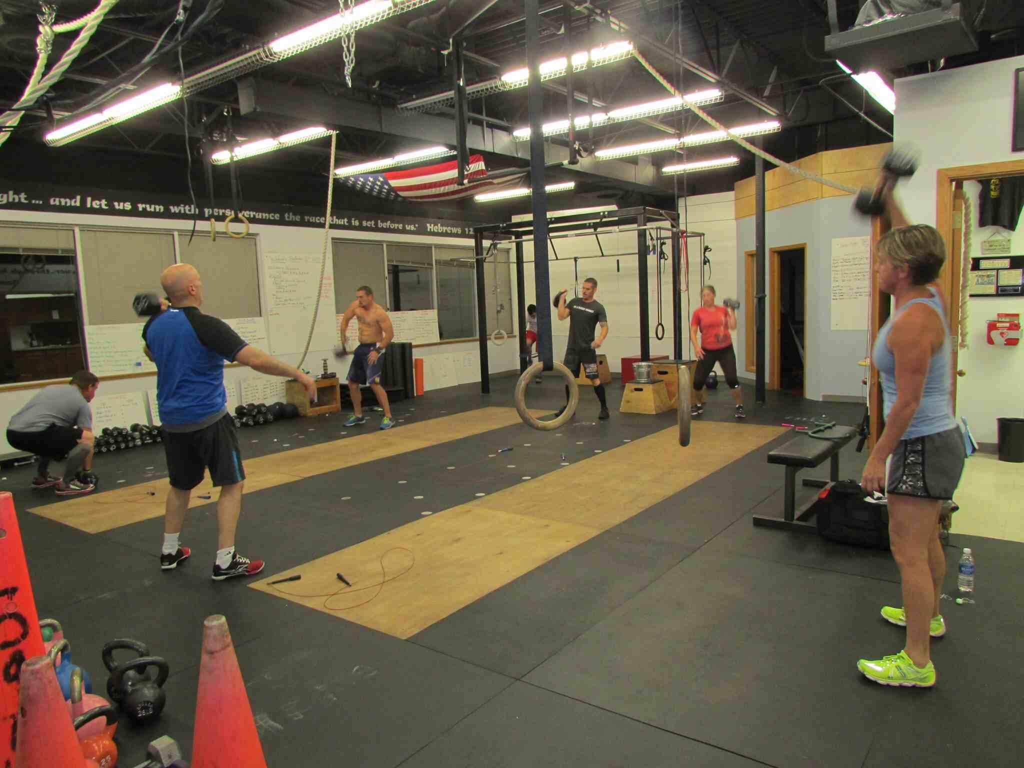Revista es ejercicio y salud crean gimnasio especial for Gimnasio abierto
