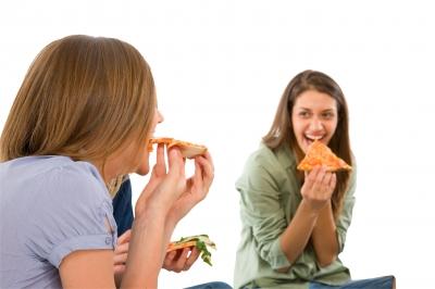 Comida que hace feliz
