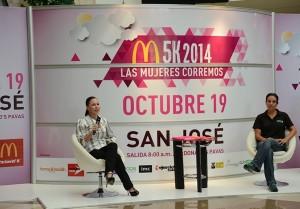 Stephanie Charpentier - Gerente Mercado McDonald's, Natalia Alvarado - Gerente Evolution Marketing