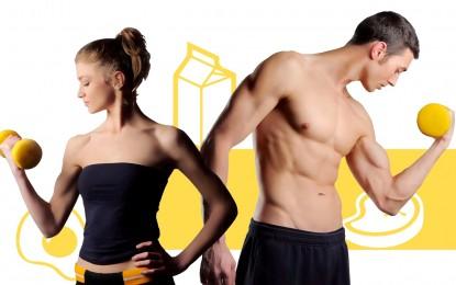 ¿Qué debemos comer antes y después de hacer ejercicio?