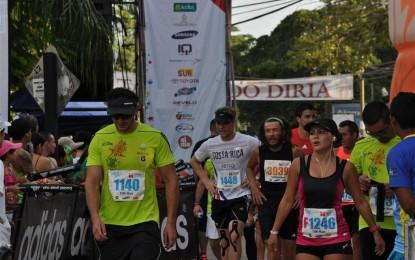 Costa Rica: cambio de ruta sorprendió en Maratón de Tamarindo