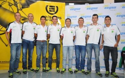 Los equipos se preparan para la Vuelta Ciclística de Guatemala