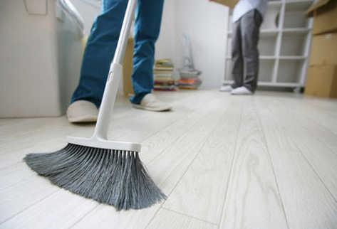 El daño que causan los productos de limpieza del hogar