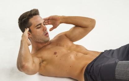 Los abdominales NO son el mejor camino para el abdomen plano