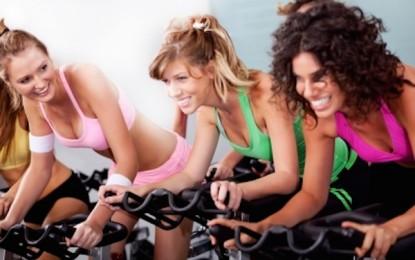 5 razones por las que el spinning adelgaza