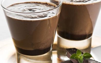 El secreto para perder peso con chocolates, frutas y vino tinto