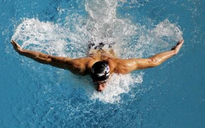 ¿Es la natación el ejercicio más completo?