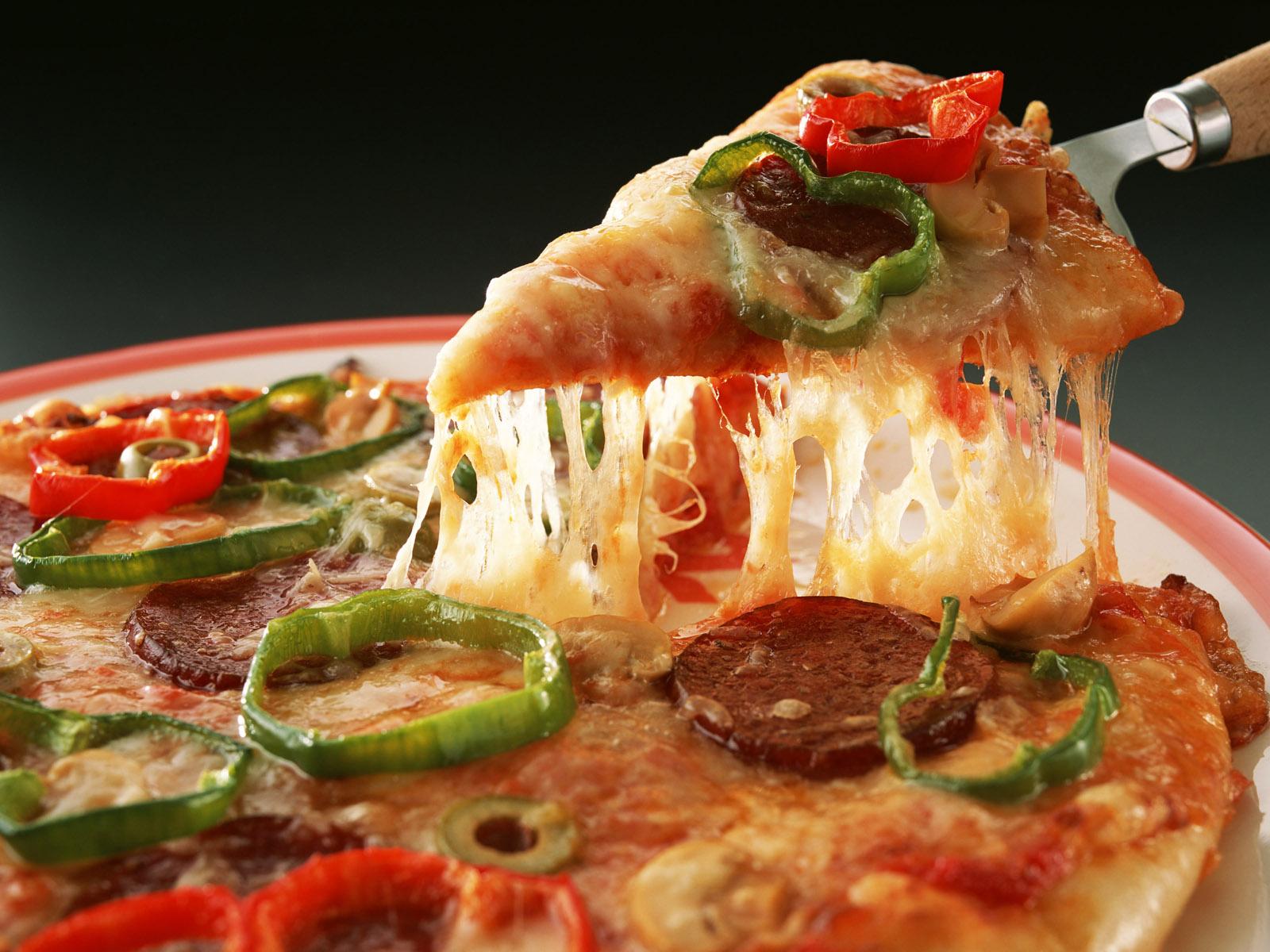 ¿Es saludable la pizza?