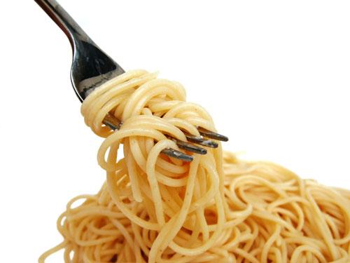 Las mentiras sobre el espagueti