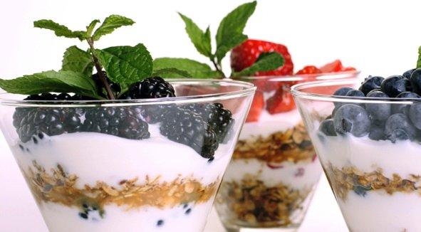 3 beneficios de incluir yogur griego a su dieta