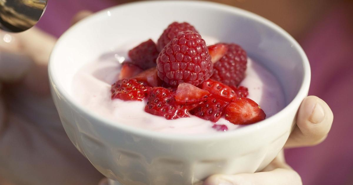 5 razones para consumir yogurt Griego
