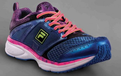 FILA lanza su nuevo calzado deportivo WinSpeed