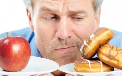 Menú para sedentarios ¿Cómo planificar este tipo de dieta?