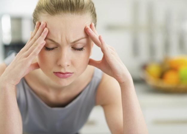 6 sorprendentes causas del dolor de cabeza