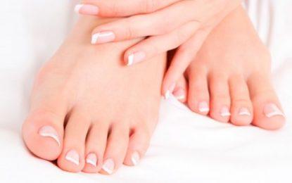 Cómo mantener pies sanos y descansados