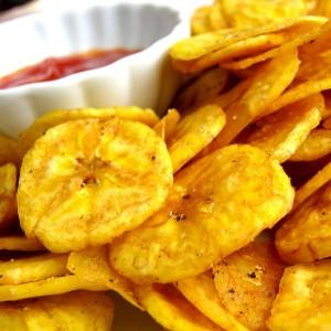 chips de platano