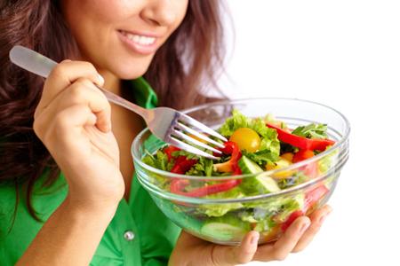 Los alimentos que pueden mejorar su vista