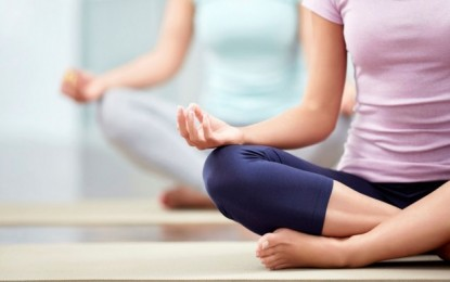 «Hacer Yoga en medio del corazón de San José»