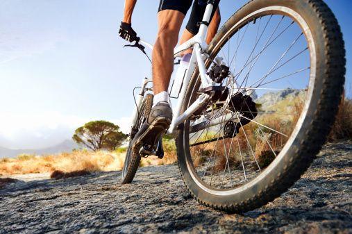 No se baje de la bicicleta