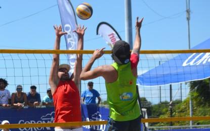 Costa Rica: Concluye II fecha del Campeonato Nacional de Voleibol de Playa