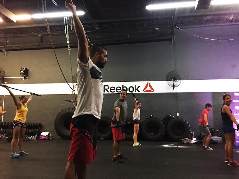 Panamá: CrossFit Briga es ahora una filial reconocida por Reebok