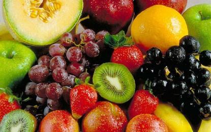 Aproveche los beneficios de las frutas de temporada