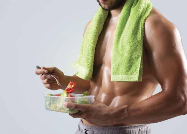Los peores alimentos para deportistas