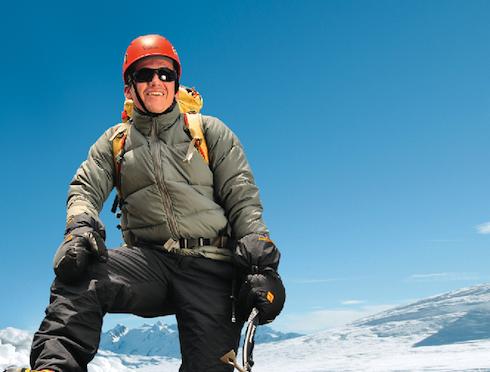 Warner Rojas escalará cuatro montañas este 2015