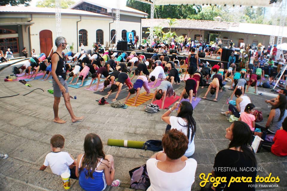 Costa Rica: Festival Nacional de Yoga se celebrará en abril