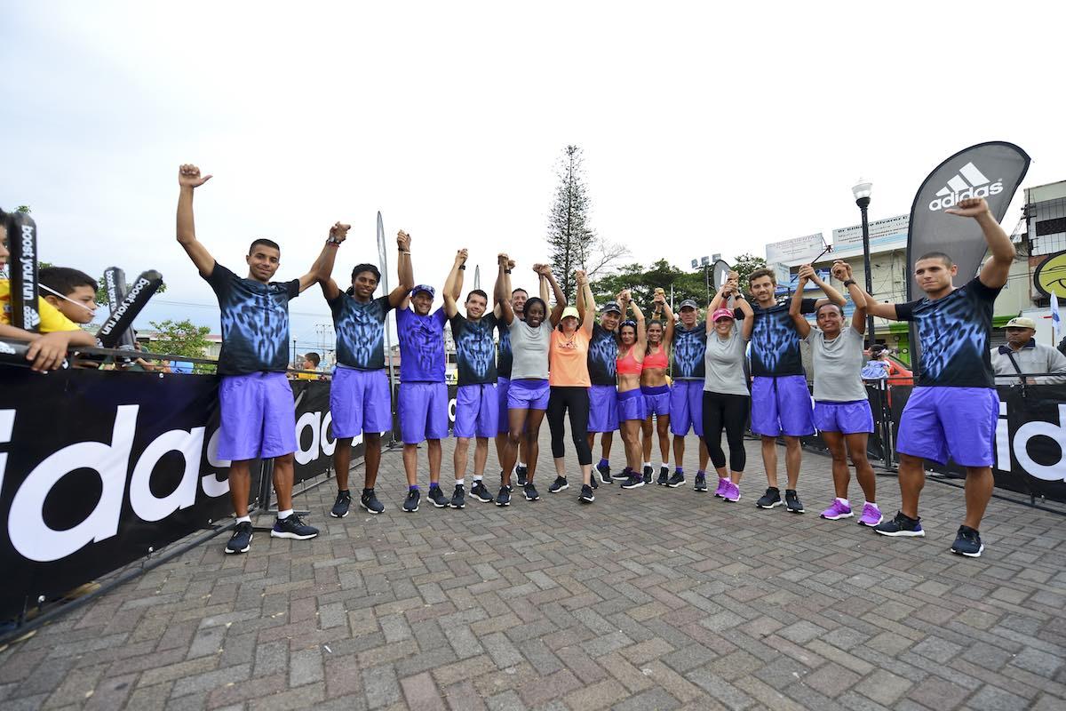 Costa Rica: atletas asumieron el reto de vencer al Sol