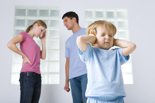 Divorcio, ¿cómo decirle a los niños?