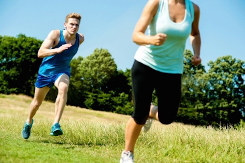 El ejercicio vigoroso ayuda a vivir más