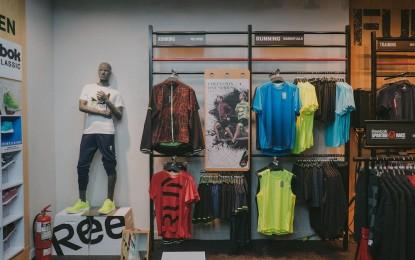 Panamá: Reebok inaugura tienda en el mall Multiplaza Pacific.