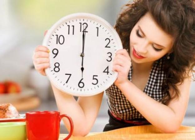 ¿Qué comer y cuál es el tiempo adecuado entre cada comida?