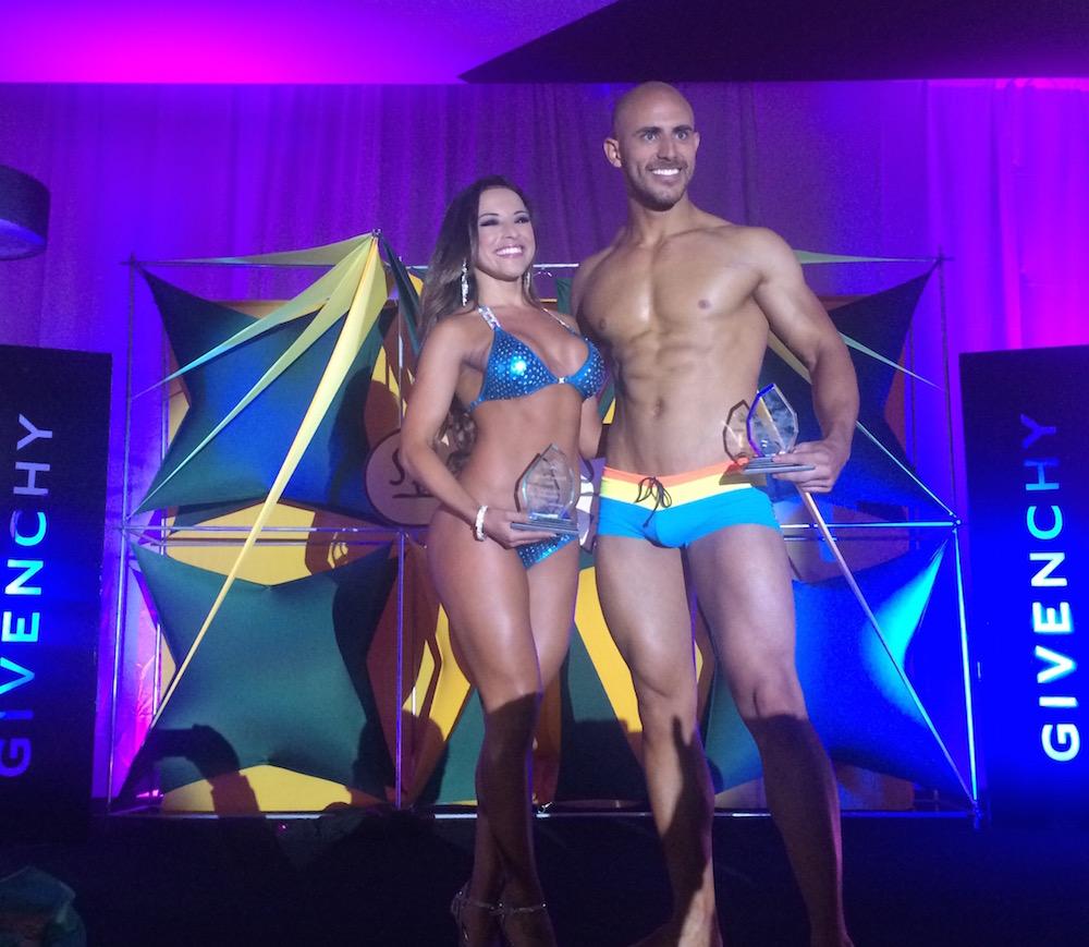 Ya tenemos a los Sanissimo Fitness Models 2015