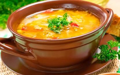 ¿Es efectivo contra el resfriado los remedios caseros como la sopa de pollo o el jugo de naranja?