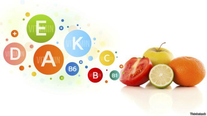 Sáquele partido a los alimentos con vitamina C