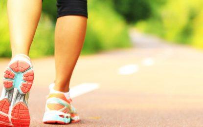 Cuánto tiempo debes caminar después de comer