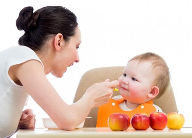 10 mejores alimentos para los bebés