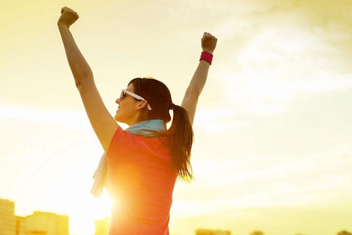 Seis propósitos para estar en forma en 2016 y cómo cumplirlos