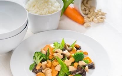 Cinco recetas con alimentos que le darán salud y felicidad