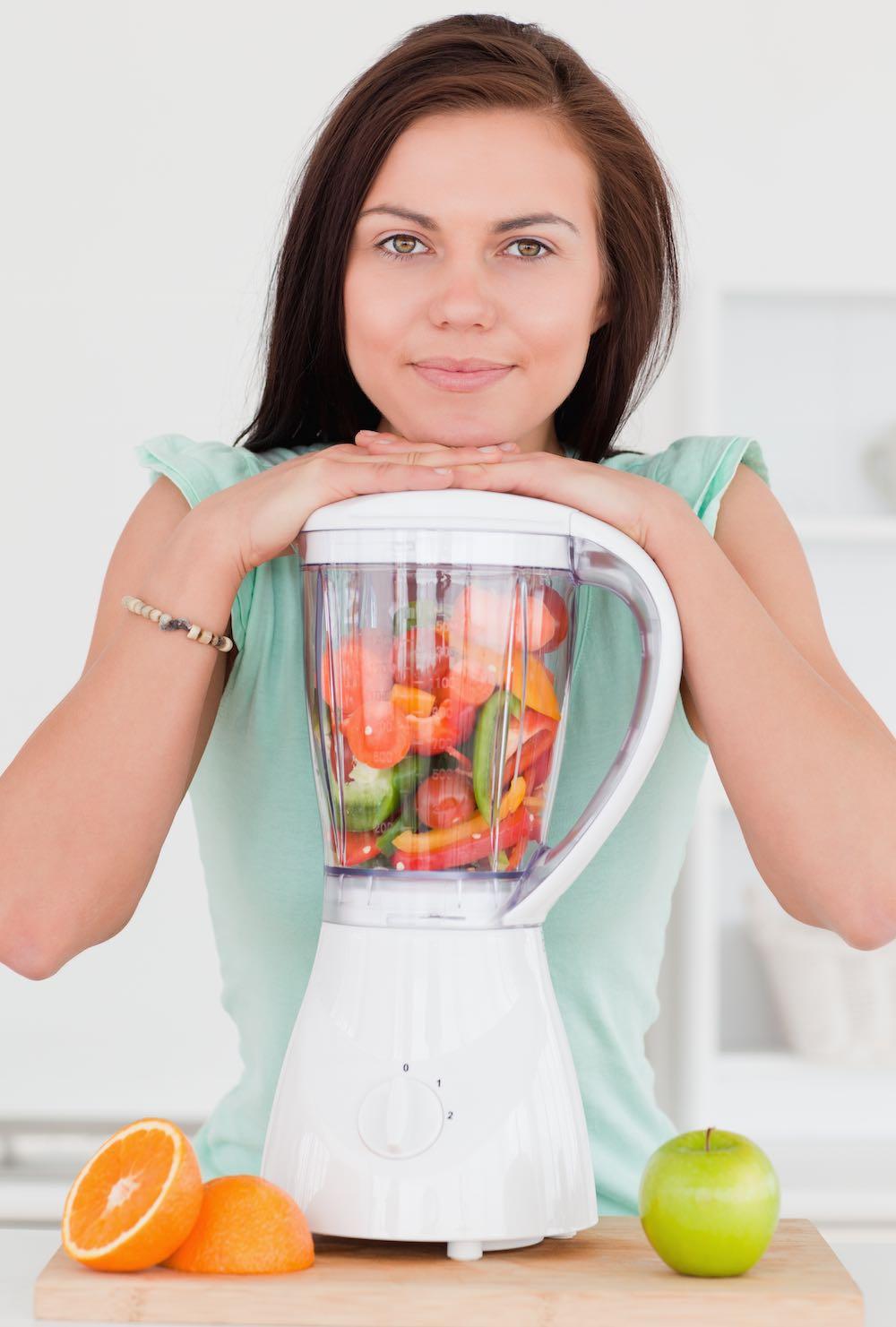 6 batidos ideales para la dieta