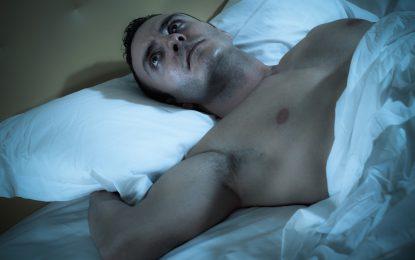 ¿El insomnio es malo para tu corazón?